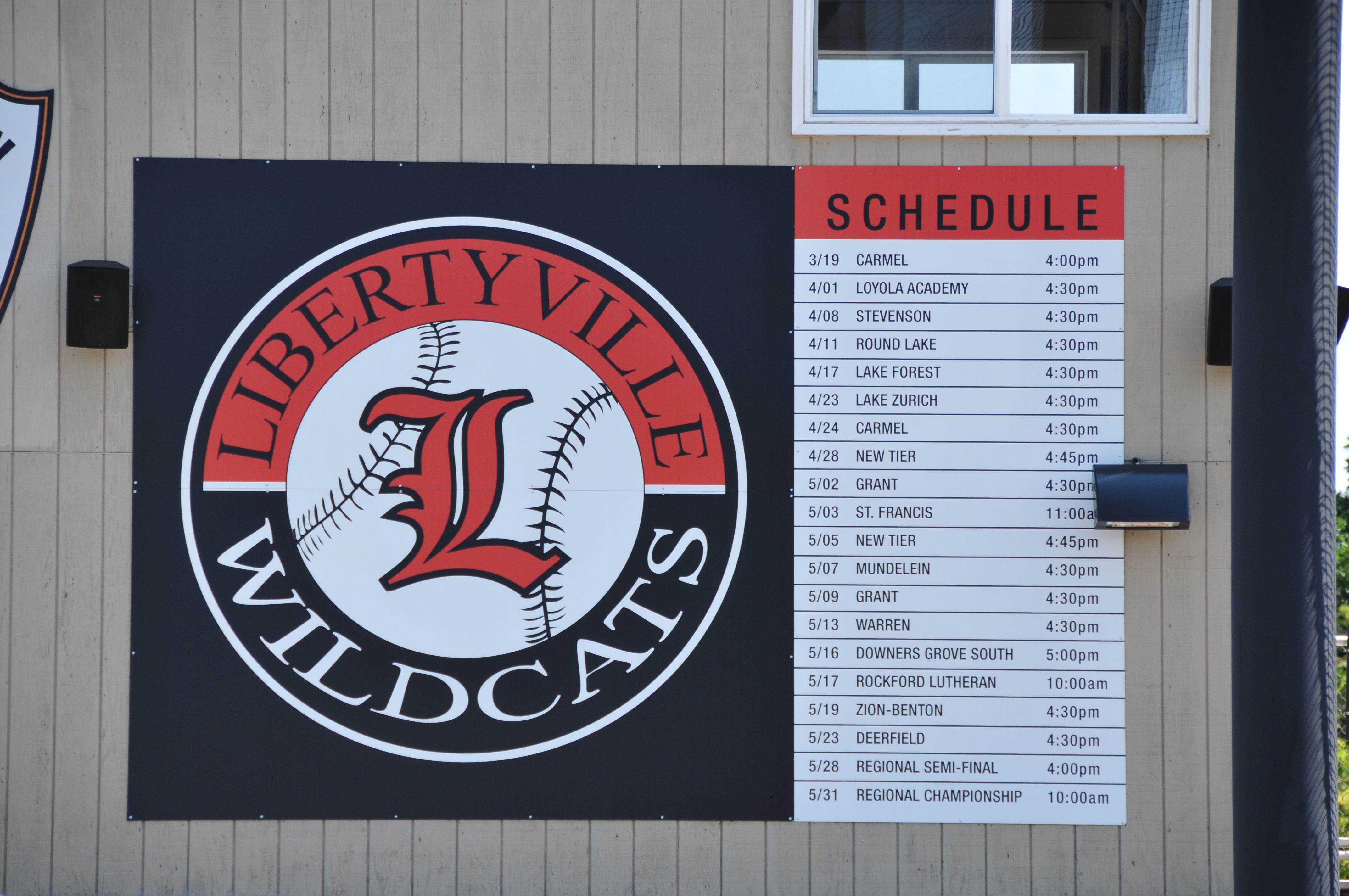 Libertyville High School Bigsigns Com
