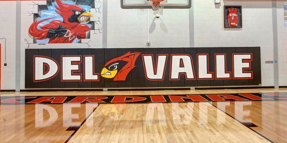 Del Valle High School | BigSigns.com