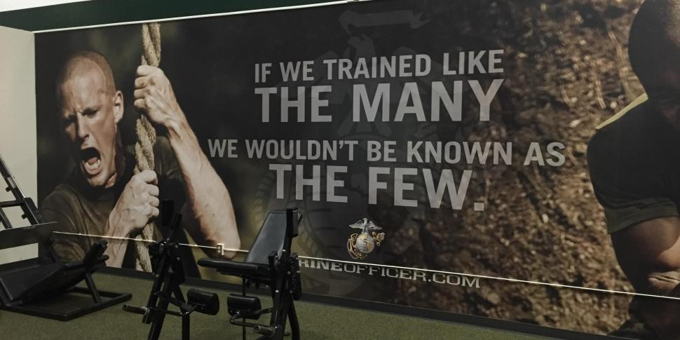 Weight Room Graphics