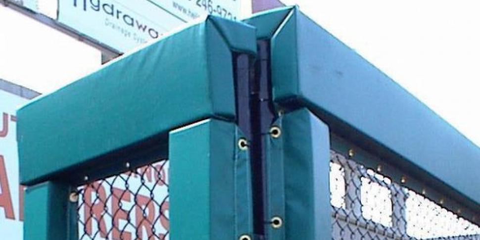 Rail & Goal Post Padding