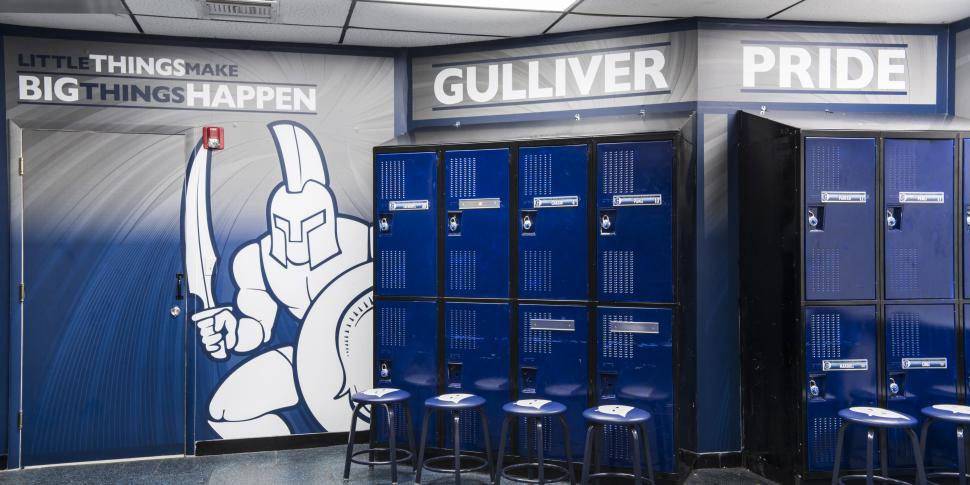 Locker Room Graphics