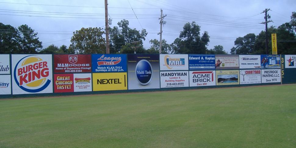 Sponsor Banners