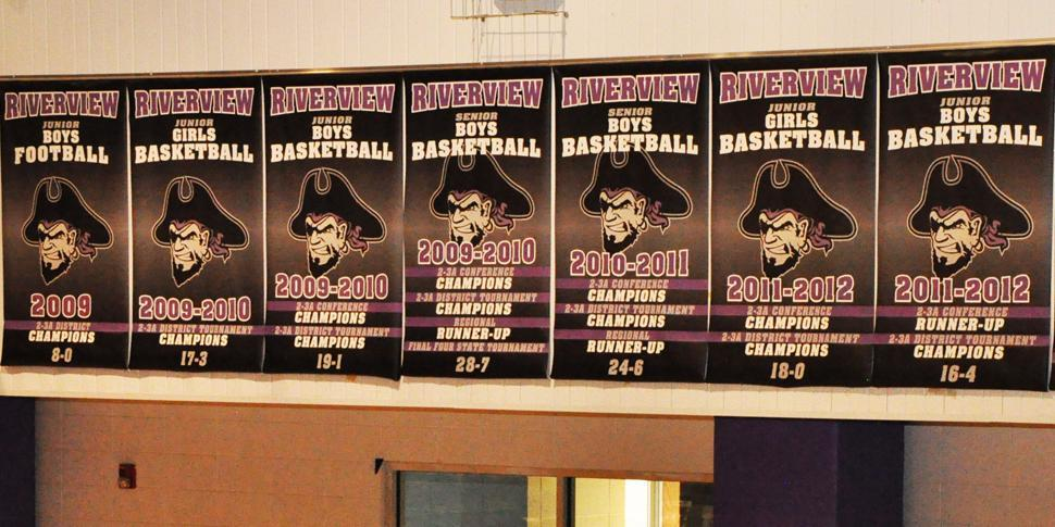 Recognition Banners