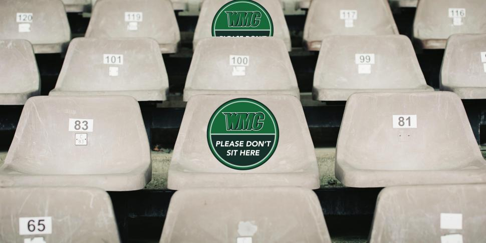 Seat Back Decals
